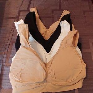 Other - 4 pair women's sports bras